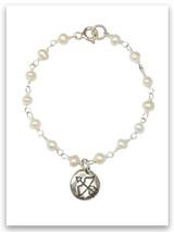 Children's Fierce Pearl Bracelet
