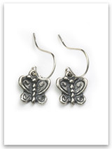 Butterfly Children's Earrings