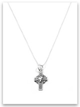 In Memory Sterling Silver Necklace
