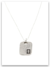 Rescued Sterling Silver Pendant Necklace