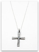 Power of God Sterling Silver Pendant Necklace