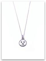 Fear Not Emoji Necklace