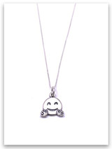 Hallelujah-Amen Sterling Silver Necklace