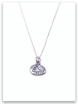 Jonah Sterling Silver Necklace