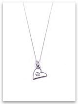 Peace At Heart Necklace