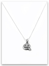 Zip It Sterling Silver Necklace