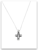 Happy Birthday iTAG Sterling Silver Necklace