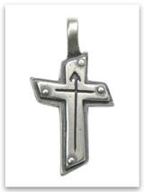 Rock Bottom Sterling Silver Pendant