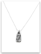 On Purpose iTAG Sterling Silver