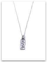 Truth iTAG Necklace