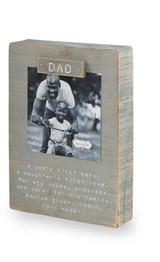 Dad Wood Frame