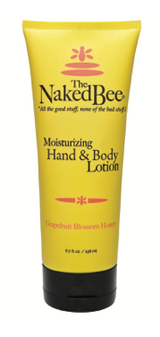 The Naked Bee Grapefruit Blossom Honey Lotion