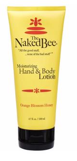 Orange Blossom Honey Hand & Body Lotion