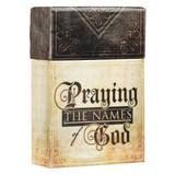 Praying the Names of God Box of Blessings
