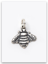 Bee Sterling Silver Charm