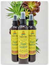 8oz  Hand Sanitizer Orange Blossom Honey, Free shipping and a FREE mini hand sanitizer