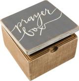 Prayer Box Hinged Box