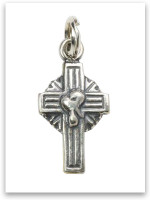 Sterling Silver In Memory Charm