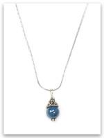 Eilat Stone Drop Necklace