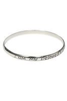 I Am My Beloved's and My Beloved's is Mine Bangle