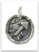 Parenting Sterling Silver iTAG Necklace