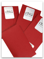 Sterling Grace Red Signature Envelope Packaging