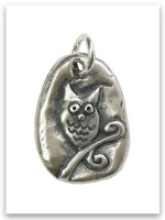 Whosoever Sterling Silver iTAG Charm