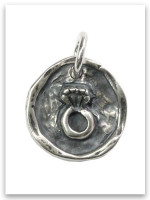 A Good Thing  iTAG Sterling Silver Charm