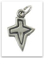 Free 2 Be Sterling Silver iTAG Charm