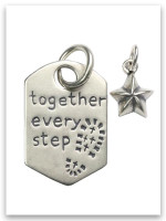 Military Every Step deployed with love, Army, Navy, Air Force, Marines, Coast Guard