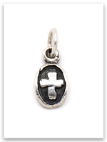 Kindness Sterling Silver  iTAG Charm