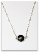 Onyx-Joseph Twelve Tribes Necklace