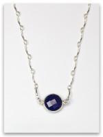 Lapis-Isschar Twelve Tribes Necklace