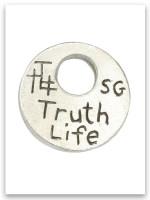 Key to Life Truth PEACE (back)