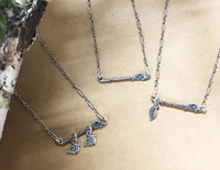 Remain-Branch Necklace