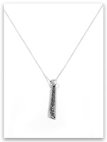 Believe iTAG Sterling Silver Necklace