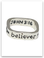 Believer Ring