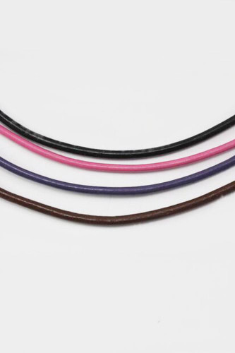 2mm Leather Cords