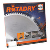 "ALFRA 32100 RotaDry 12"" DIA Circular Saw Blade for Steel Application"