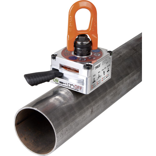 ALFRA TML-220-R TML-90-R Lifting Magnet For Pipes (41100.L.R)