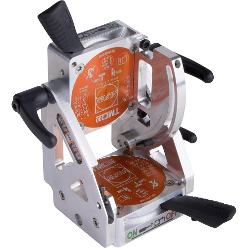 ALFRA TMA-660 Adjustable Angle Magnetic Welding Clamp (41100.A)