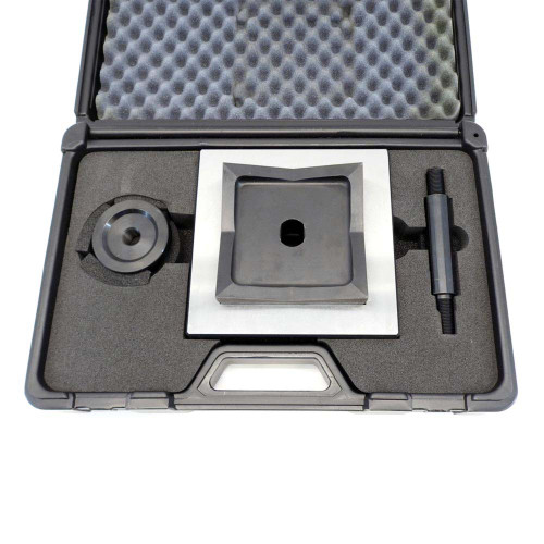 """ALFRA FormCut 01311 Square Punch and Die Set, 5-3/8"""" x 5-3/8"""""""