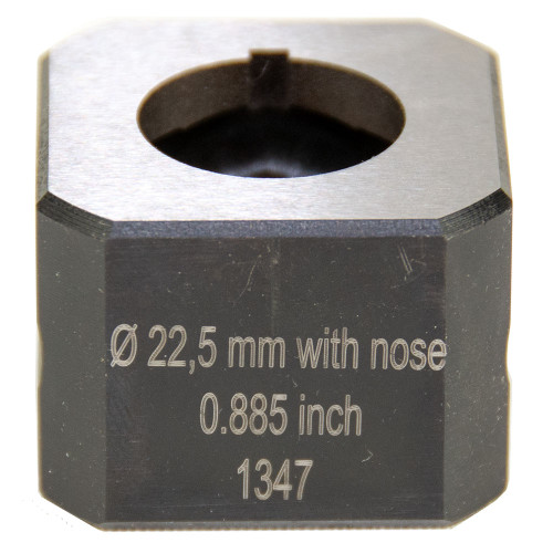 "ALFRA 01420-MA Electrical Socket Die 7/8"" with 1/8"" External Notch (01420-MA)"