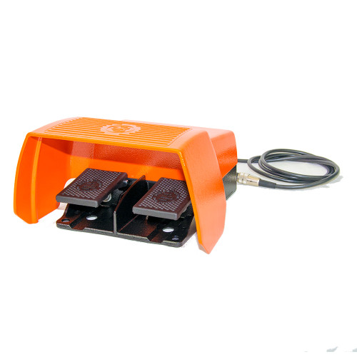 ALFRA 03866 Foot Switch with 2 pedals
