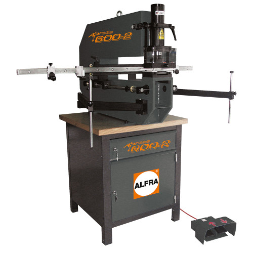 ALFRA AP 600-2 Hydraulic Punch Press (03090)