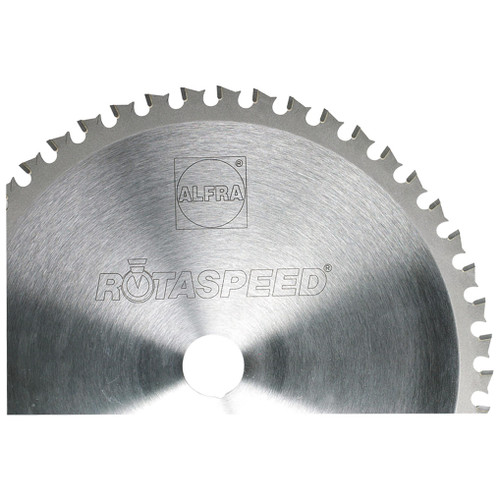 "ALFRA 22256 RotaSpeed 8"" DIA Circular Saw Blade for Aluminum Application"