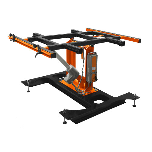 ALFRA AMTE 300 Adjustable Tilt Assembly Table (31003.US)