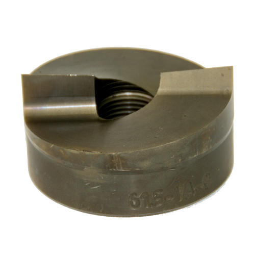 """ALFRA 01564-ST TwinCut Round Punch 2-3/8"""" DIA"""