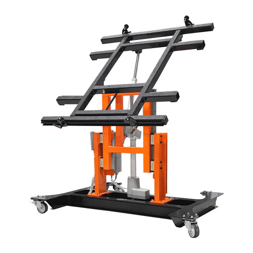 ALFRA AMTE 500 Dual Axis Electric Assembly Table (31005.US)