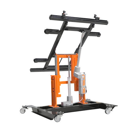 ALFRA AMTE 500 Dual Axis Electric Assembly Table (31005.BL)